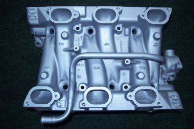 Ported 3100/3400 Lower Intake
