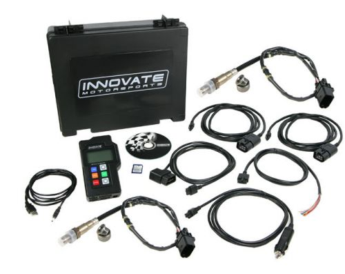 Innovate Motorsports LM2 with dual O2 sensors