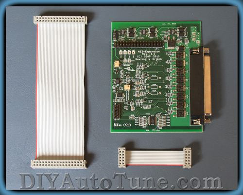 MegaSquirt-III MS3X Expansion Card