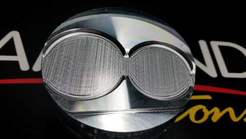 3.1 Iron Head Forged Pistons