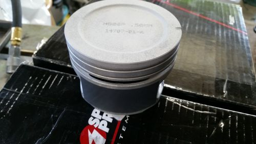 3.4 Camaro Coated Piston Set w/ Rings